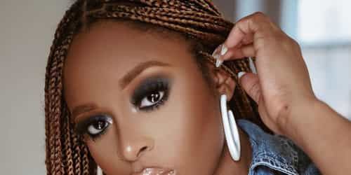 Ronke Raji Shares The Step-By-Step Guide On How To Make Blonde Knotless Box Braids