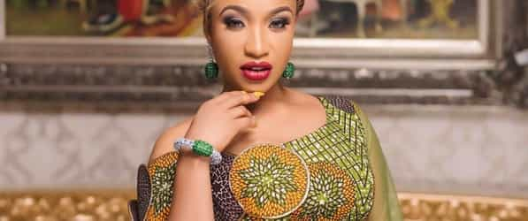 Tonto Dikeh Says Any Relative Disrespecting Your Parents Should Be Avoided
