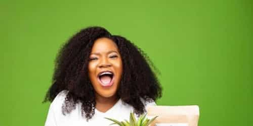 Nollywood Actress Toyin Abraham Sponsors Giveaway Amidst COVID-19 Lockdown