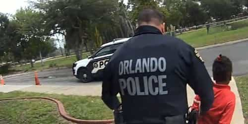 Police Body Camera Footage Shows A 6-year-old Being Arrested By Police In Florida, USA