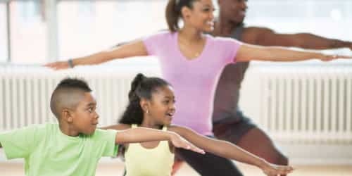 Coronavirus Lockdown: Nigerian Fitness Mom Shows How To Exercise At Home