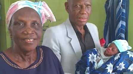 68-Year-Old Woman Delivered Of Twins At LUTH