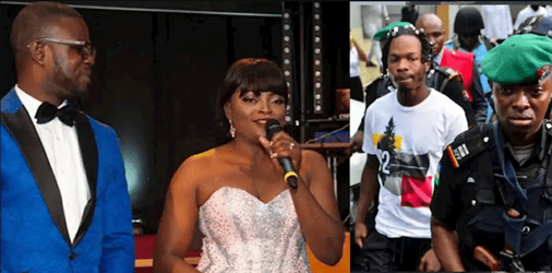 Breaking! Actress Funke Akindele Arrested For Throwing House Party During COVID-19 Lockdown
