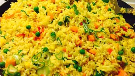 Recipe: Here's How To Make Fried Rice That's Deliciously Unforgettable