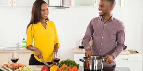 The Perfect Nigerian Food Timetable For Adults