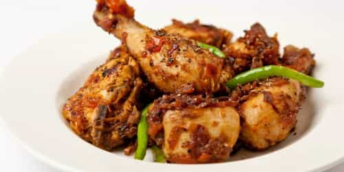 Here's An Easy Recipe For Making The Best Peppered Chicken