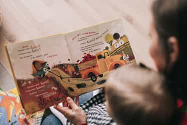 11 top-rated books to read to your child 2 years old and below