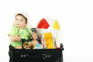 Traveling with your little one