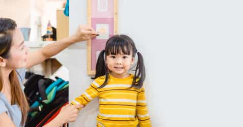 Do These Things to Increase Your Child's Height