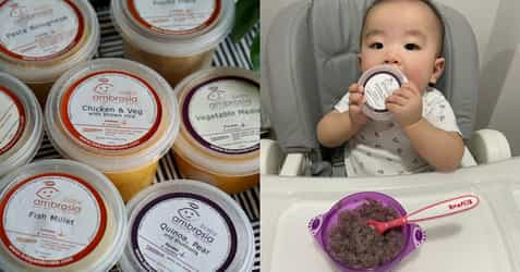 Baby Ambrosia - Homecooked Baby Food In KL