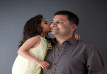 Why do dads melt around their little daughters?
