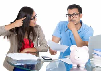 How to stop fighting over money with your spouse