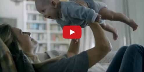 Whenever you feel like you're doing a bad job as a mum, watch this!