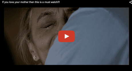 Beautiful videos: An ode to mum on Mother's Day!