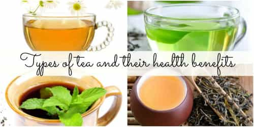 6 different types of tea and their myriad health benefits