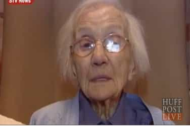 Secret to long life of One of the oldest woman in the world is avoiding men!