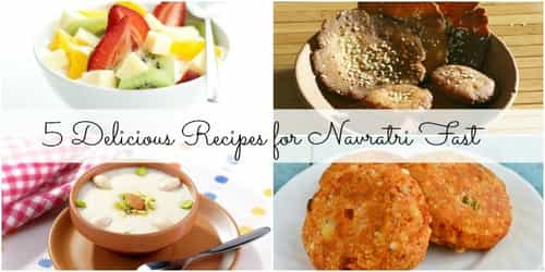 5 delectable recipes if you are fasting this navratri