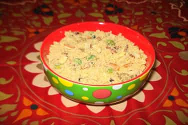 Traditional confinement foods: Recipe for Panjeeri