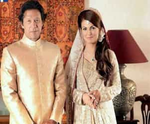 Ex-cricketer Imran Khan texts talaq to wife to end 10-month marriage