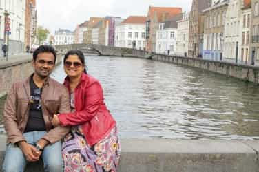 How this couple travelled 15 countries with a toddler