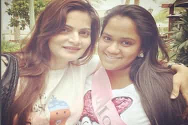 Just In: Super cute pics from Salman Khan's sister Arpita's baby shower