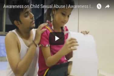 This hard-hitting video on child sexual abuse will send chills down your spine