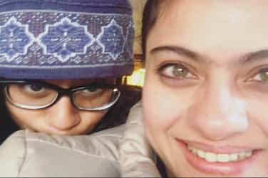This is how mum Kajol wished her darling daughter Nysa on her 13th birthday