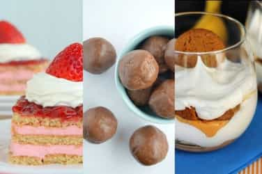 5 no-bake desserts that kids can make themselves