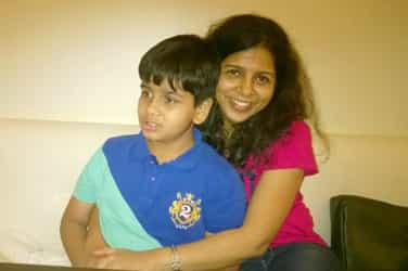 Must-read: How this Mumbai mum doesn't let autism rule her son's life