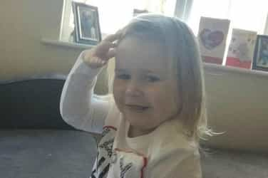 Shocking! Two-year-old Manchester girl dies from tonsillitis!