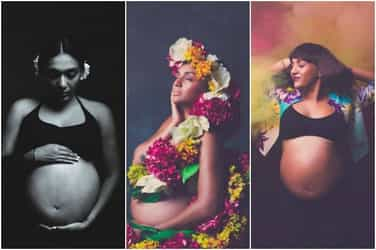 Spectacular! Shveta Salve bumps it up in style with this amazing pregnancy shoot
