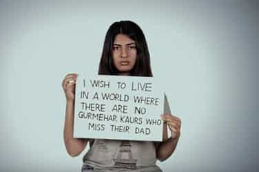 Watch: Kargil martyr's daughter has a powerful message to share