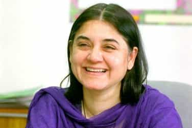 All Indian companies might have daycare facilities for mums, thanks to Maneka Gandhi