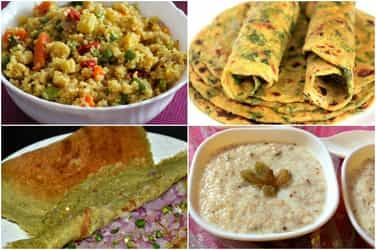 5 Indian breakfast dishes that will help you lose weight