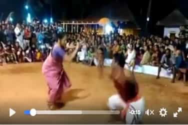 Watch! This Indian granny's martial arts moves will make your jaw drop!
