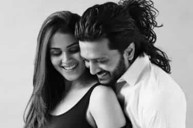 It's a boy! Riteish and Genelia Deshmukh blessed with a son again!