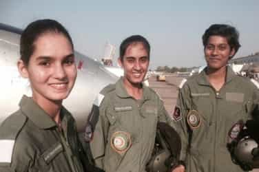 Bravo! India to get its first batch of women fighter pilots on June 18!