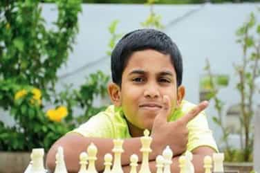 This Hyderabad-based 11-year-old cancer survivor is also a chess champion!