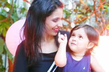 Pooja Bedi's 3-year-old niece is hosting an online food show that you'll love!