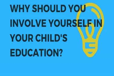 Infographic: The importance of involving yourself in your child's education
