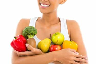 Eating more fruits and vegetables will make you happier, says new study
