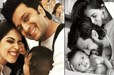 Sneak Peak: Genelia D'Souza Deshmukh shares an adorable pic with her second baby Rahyl