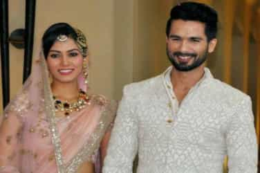 Parents-to-be Shahid Kapoor and Mira Rajput celebrate their first wedding anniversary today!