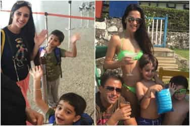 Tara Sharma's pics with her husband and sons would give you major family goals
