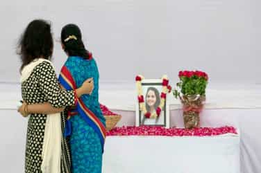 Tarishi was killed because she was an Indian, says her mother