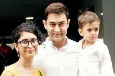 Aamir Khan is happy with the decision to have Azad via surrogacy because…