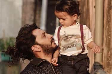 It can be tough for a father to connect with his newborn baby, says Riteish Deshmukh