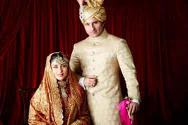 Pregnant Kareena Kapoor Khan explains why she wore her MIL's wedding outfit at her own wedding!
