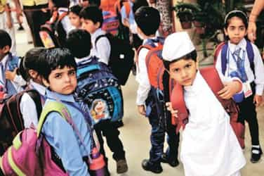 Is your kid going to school fully clothed? If not, then here's why he should