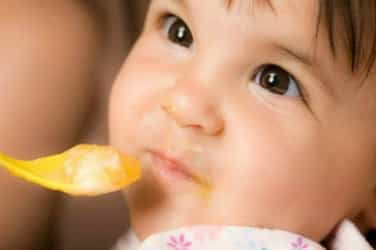 Don't feed your baby these 7 foods!